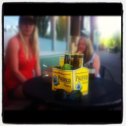 #summer #beer #lime ☀🍻 (Taken with instagram)