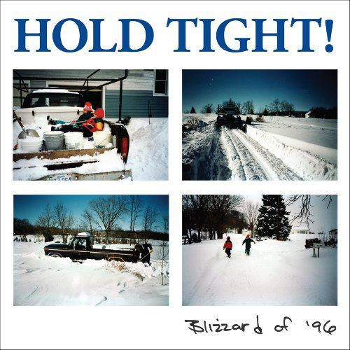 "Hold Tight! will be releasing their new album, Blizzard of '96 on June 26th via Animal Style Records. Click here to stream a new song titled ""Mother Leopard"", and below you can view the track listing. 1. A Cup, A Ship, A Speeder2. I Guess This Is Fucking Up3. Mother Leopard4. Point Of Rocks5. On The Corner, You6. Graduation Day7. Moving Day8. Purple Beanie9. Toad Worthy10. Sky Watching11. Maiden… Or Slayer12. Rock Garden13. The Town That Begins With Love14. Blizzard of '96"