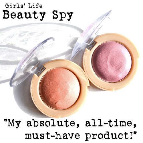 Beauty Spy babe Hannah H. knows the next product you'll be falling in love with: Maybelline's Dream Bouncy Blush!