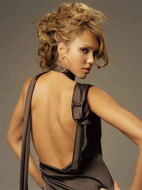 Jessica Alba photoshoot for Estylo 2003