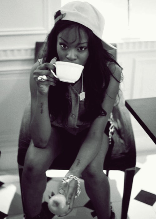 ilovetoblogalot:  Azealia Banks FP | Fashion Passionates blogging home of passonate fashionistas and more…