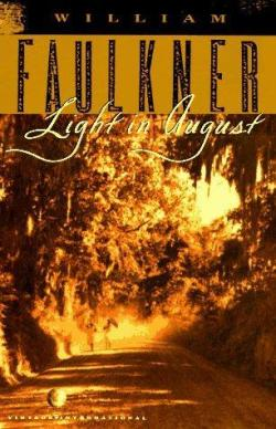 Light in August, William Faulkner (M, 20s, listening to iPod, F train) http://bit.ly/IRFiLj