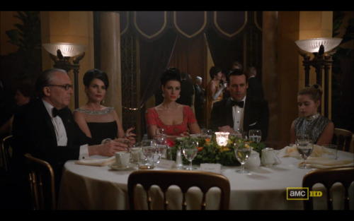 I went to the Codfish Ball and I had more fun.  Mad Men Season 5 Episode 7 review.