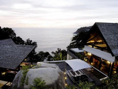 homedesigning:  A Vacation Retreat  Phuket Thailand…just…WOW
