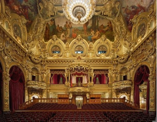 Fascinating Opera Houses Interiors Photographed by David Leventi
