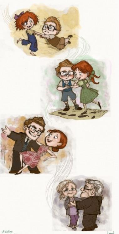 givingitonehundredandten:  The Best Love Story