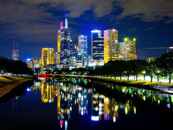 Melbourne on my mind. Melbourne calls!