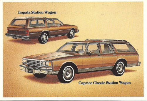 Box Box by Hugo90 on Flickr.Chevy Station Wagons