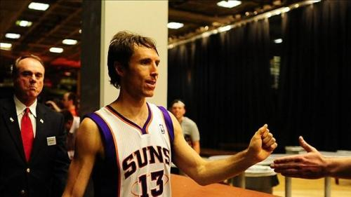 One of the most storied point guards in NBA history, Steve Nash (2x MVP, 8x All-Star), is the new general manager of Canada Basketball. He hopes that in the future Canada can play in the Olympics at a high level and compete for medals. Whether his NBA career is over or not, 1PRCNT wishes Steve Nash luck in his future endeavors.