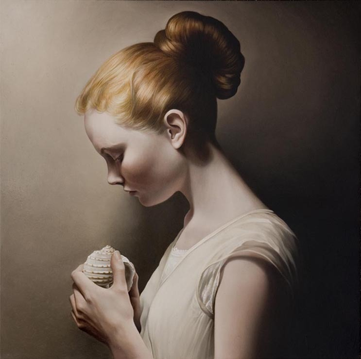 hoploid:  HOPLOID likes the paintings of MARY JANE ANSELL.