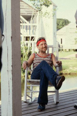 Snapshot of the Day Willie Nelson in 1978, Lafayette, Louisiana. Photo by Wally McNamee