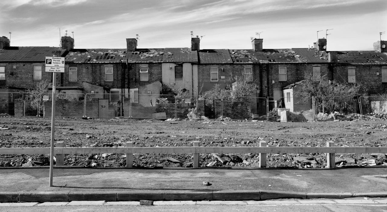Life and the City #23… Derelict homes, Rock Ferry, Birkenhead