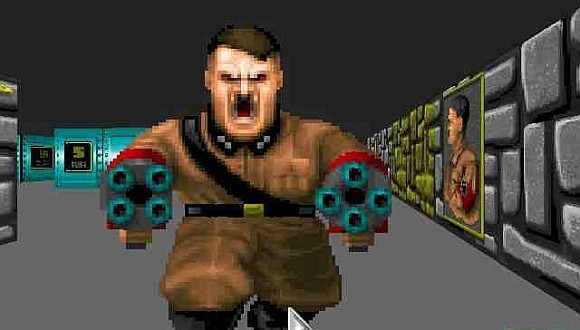 it8bit:  Wolfenstein 3D celebrates 20th Birthday Wolfenstein 3D is being released as a free in-browser game by Bethesda Software to mark the 20th anniversary of the game's release. (via:gamefreaksnz)
