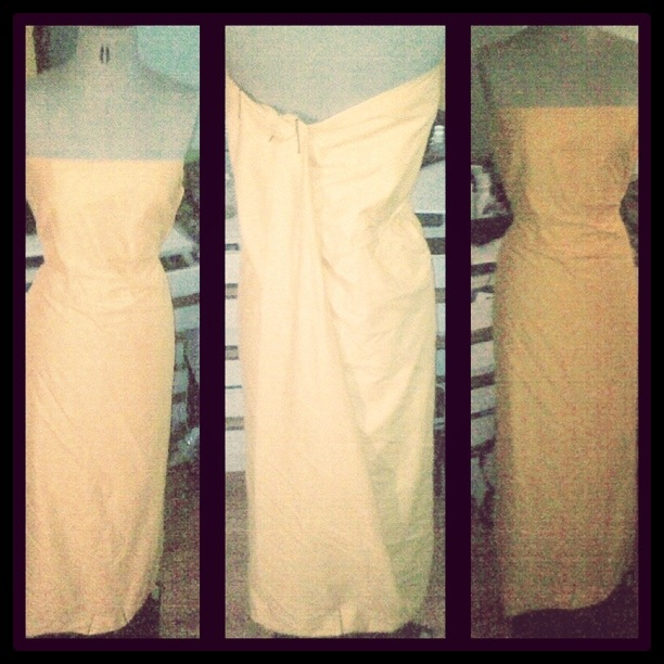 My Current Work//The Yellow Fla Dress//  By: Me (GoingFameProductions)  More to come!
