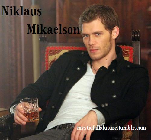 Klaus Mikaelson: 1000+. Hybrid. FC: Joseph Morgan [OPEN] Friendly with: His family (although his relationship with Elijah is always strained at best) and that's it. Sometimes people if he's feeling kind before he's going to feed on them. Hostile towards: Caroline (only because doesn't feel the same back), Damon, Stefan, Caroline (Rper can decide about the townsfolk, but let's not have him be too nice ;D I love badass Klaus).  Has wanted revenge for two hundreds years on the 'scooby gang', but Rebekah distracted him.   Only has two hybrids left, they were happy to serve of him course. But Klaus had always wanted more.   Misses Caroline even though she doesn't feel the same, was impressed by her boldness towards him   Doesn't know that Katerina is human again and that could create more hybrids with her.  AUDITIONS OPEN! GO TO THE MAIN PAGE AND CLICK 'APPLICATIONS' NO ONE HAS BEEN TAKEN YET! GO APPLY!! PLEASE?