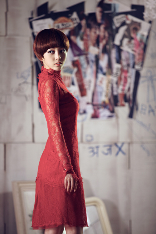 Hara at A-JAX teaser MV