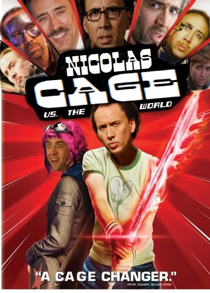 Nicolas Cage vs The World