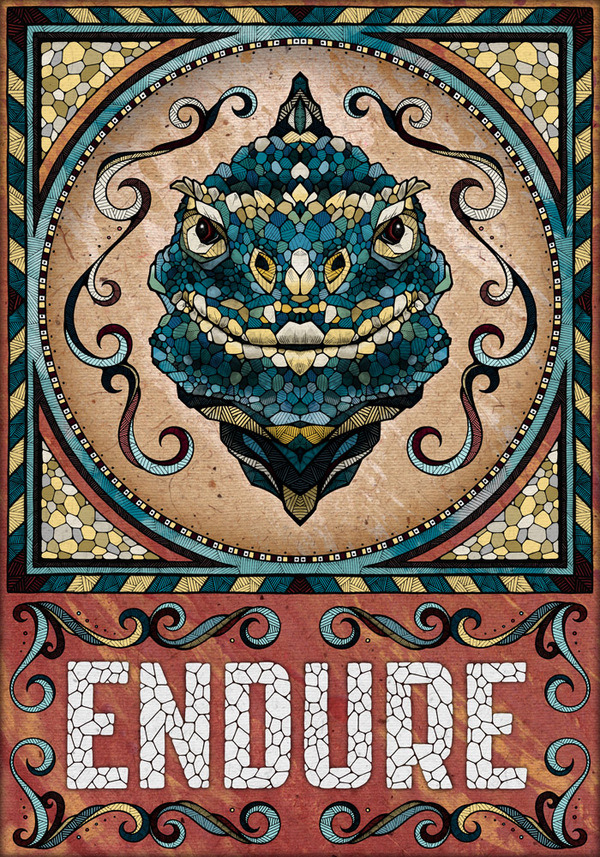 Endure By Andreas Preis