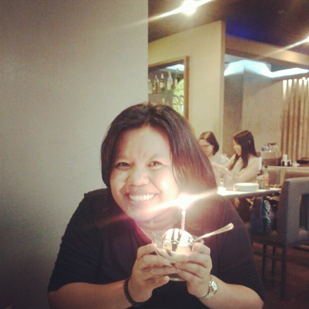 still celebrating my birthday :) lovin life! (Taken with instagram)