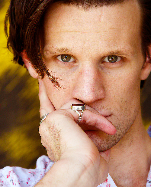 1/100 photos of Matt Smith