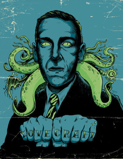 Cthulhized Lovecraft