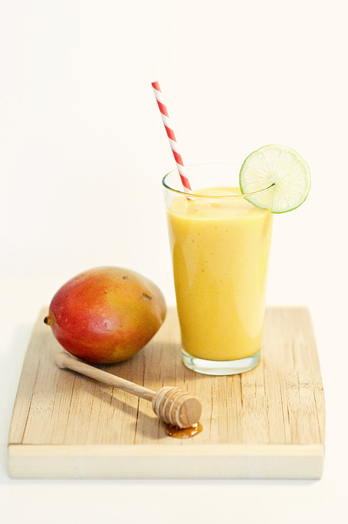 Mango Smoothie Recipe.