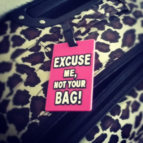 #holiday #suitcase #luggage #weather #luggagetag #tag #cute #leopardprint #greece #kos #excited #label #case #holdall #airport  (Taken with instagram)