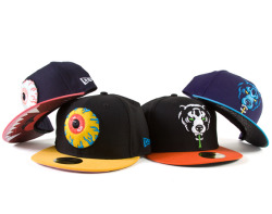MISHKA X NEW ERA – CAP COLLECTION – SUMMER 2012