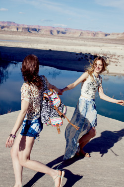 urbanoutfitters:  Summer Catalog 2012 / Photography by Charlie Engman