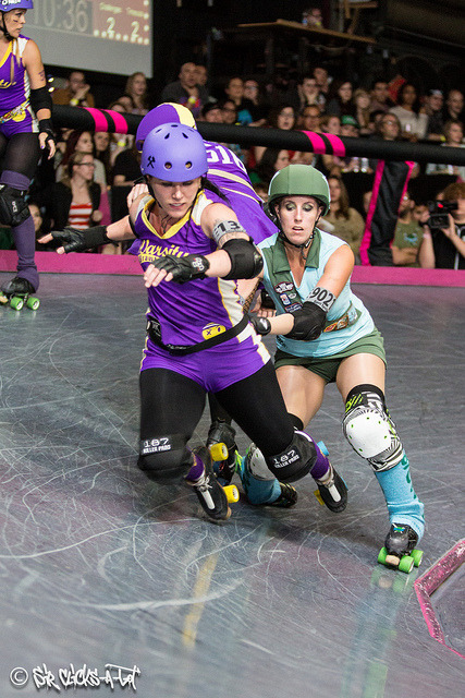 sirclicks:  2012.04.28 - Tough Cookies vs. Varsity Brawlers on Flickr.