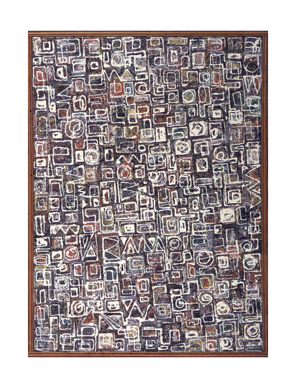 Lee Krasner, Composition, 1947