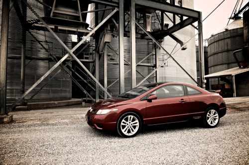 A new photo of mine: Honda Civic Si http://bit.ly/KcFeqI