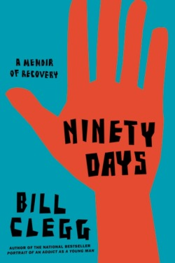 Ninety Days, Bill Clegg (F, 20s, gray rubber boots, green totebag, black hair w grays, F train) http://bit.ly/Lpl1vP
