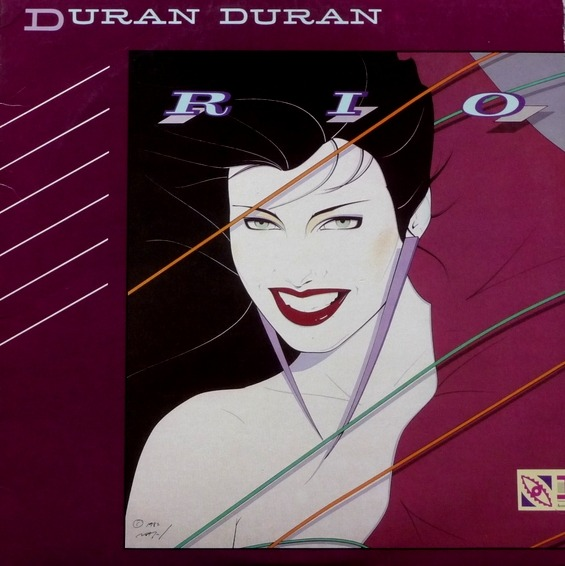 Duran Duran, 'Rio.' Released May 10, 1982 — exactly 30 years ago today.