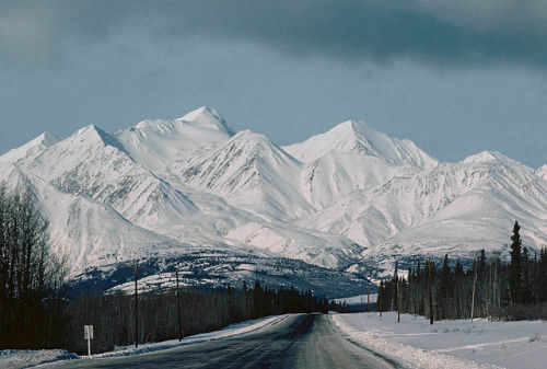 12710 Alaska Highway 1982 by wild prairie man on Flickr.
