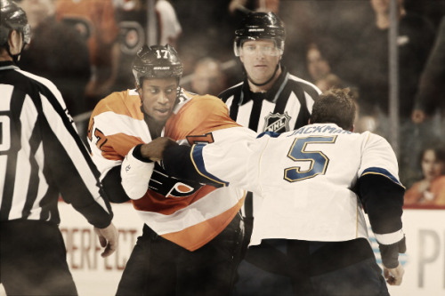 9/100 Philadelphia Flyers 2011-2012 season