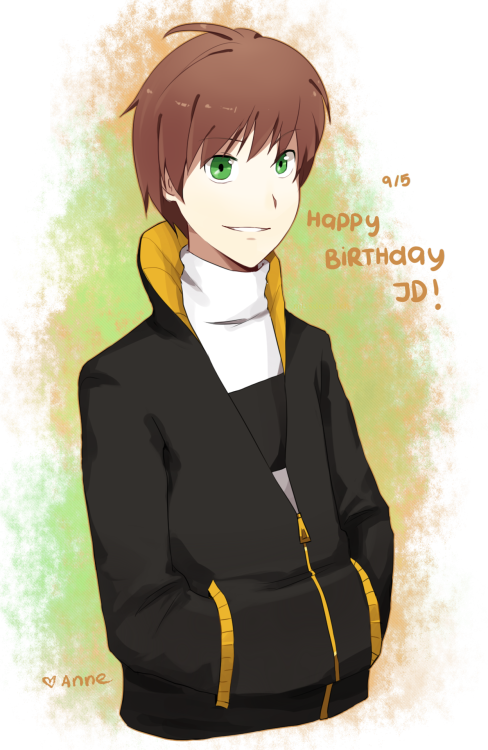 missdostrich:  HAAAAAPPY BELATED BIRTHDAY TO JAAAAADEEEE. I DREW A KOU JUST FO YOUUUUU Ahh— might have tweaked his design a little. … Wanted to draw Sachi but omg my females look like cavemen. HAVE HER GENDERBEND INSTEAD…. I really look up to her when it comes to debating cause holy hell the amount of stuff she can put into one argument kjsfjdfs. Oh! And also for writing spazzy comments. She writes the most explosive reactions XDD Eeeee hope you had a great day askjdkhjda Kou Eika (c) Jade  OH MY GOD I'M SORRY THIS IS SO LATE (only going through my messages now because my internet has been down and only fixed today sob) but ANNE OHHHHHHHHHhhhhhhhhhhhhhhh my goodness vgfdhjskdfhfdbhdhb!!!!!!!!!!THIS WAS THE LAST THING I WAS EXPECTING OMG OMG OMG!!!! ;;;___________;;;;;;;;;;;;;;;;;;;;;;;;;; KOUUUUUUUUuuuuuuuuu ohhhhhhh my gosh YOU MADE HIM LOOK SO COOL AHUREHjhdjbdkjfdkjfdnfkjn I'm so envious of your ability to draw dudes sob sobbbbbbbI LOVE THE SHADING ON THE JACKET SO MUCH and I love the way you drew him in general!!! IT JUST LOOKS AWESOME AND FHJDFDDS JUST OMG I CAN'T STOP STARING AT ITTTTTTTTTTT your shading is so bueno sob sob I do not deserveeeeeWaaaaaa thank you SO so so so so sooooooooooooooo much for this!!!! I love it so much, it's so pretty!!! ;A;;;; *stares at forever* CREYYYyyyyTHANKS SO MUCH ANNE ILU!!! ;O;;;;; <3333333333333333333333333333333333333333333333333333333333333333333333333333333333333333333333