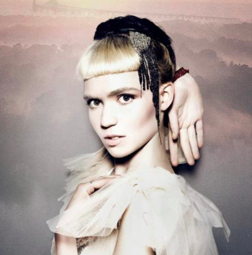 "Watch: Grimes' ""Nightmusic"" (Featuring Majical Cloudz) NSFW"