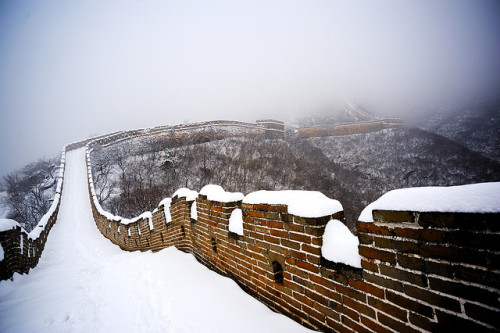 great_wall1 by an agent on Flickr.
