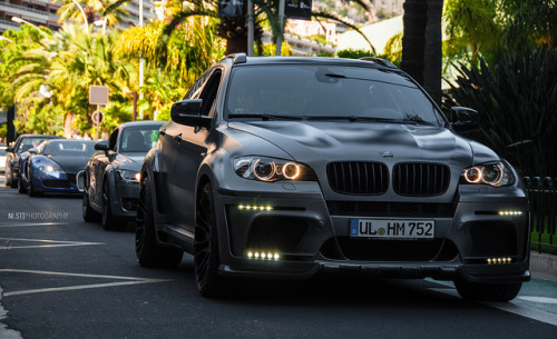Hamann X6M on Flickr.Via Flickr:—————————————————————————-Hamann Tycoon BMW X6M—————————————————————————-Monaco,Monte Carlo—————————————————————————-Nikon D90Nikkor 18-200 VR Like me on Facebook —————————————————————————- Follow me on Tumblr: nistphotography.tumblr.com/