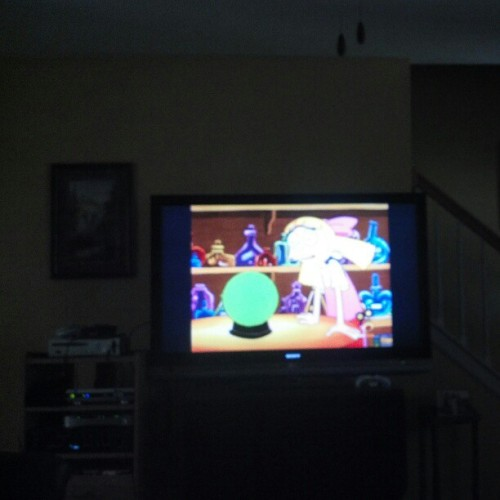 #helga #heyarnold #hey arnold #love #lovepotion #episode #instahub #instagram  (Taken with instagram)