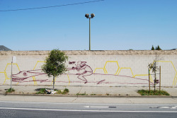 IROT Graffiti - Oakland, CA on Flickr.Via Flickr: Daily Graffiti Photos and Street Art Culture… www.EndlessCanvas.com Follow us… Facebook, Tumblr, YouTube, Twitter