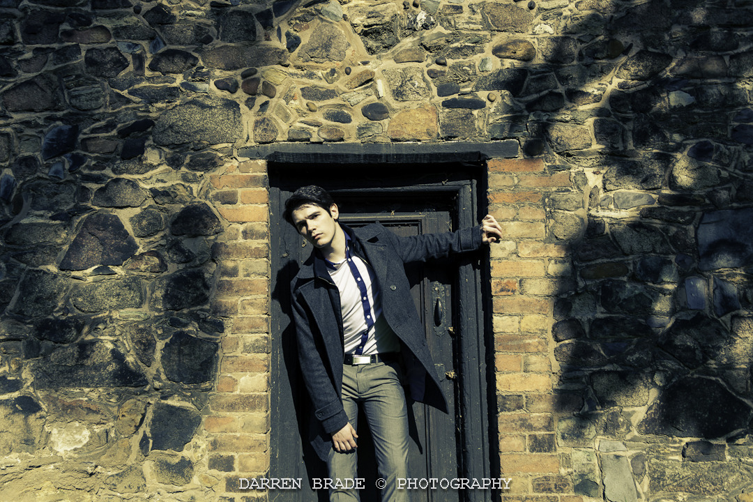 """Alex in the country"" http://darrenbrade.tumblr.com http://www.darrenbrade.com"