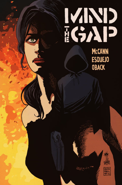 mindthegap-theseries:  MIND THE GAP #2 Cover B from @f_francavilla. Still time to pre-order issue 2!