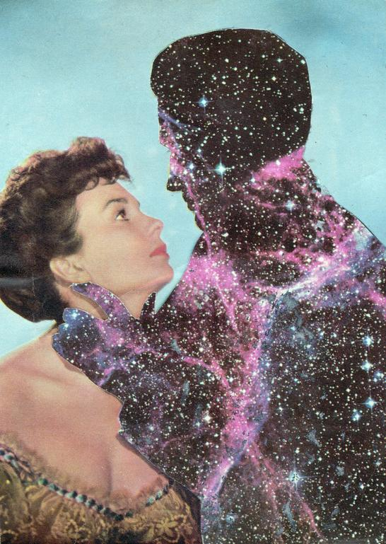 blowjob-from-hell:   Antares and Love by Joe Webb