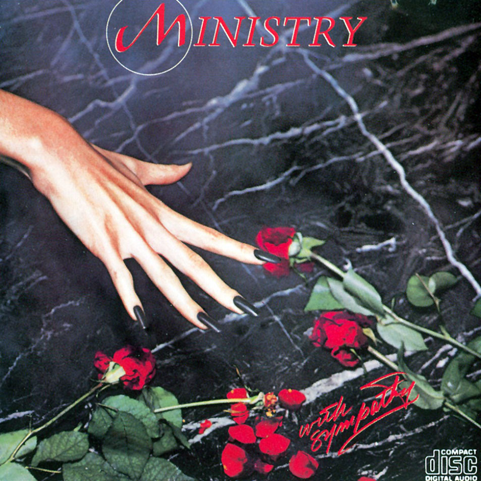 Ministry, 'With Sympathy.' Released on May 10, 1983 — exactly 29 years ago today.