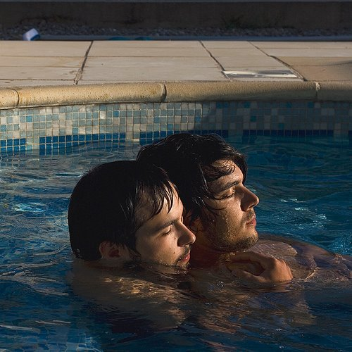 kleeklein:  Such a beautiful, serene pic of two beautiful, serene men.