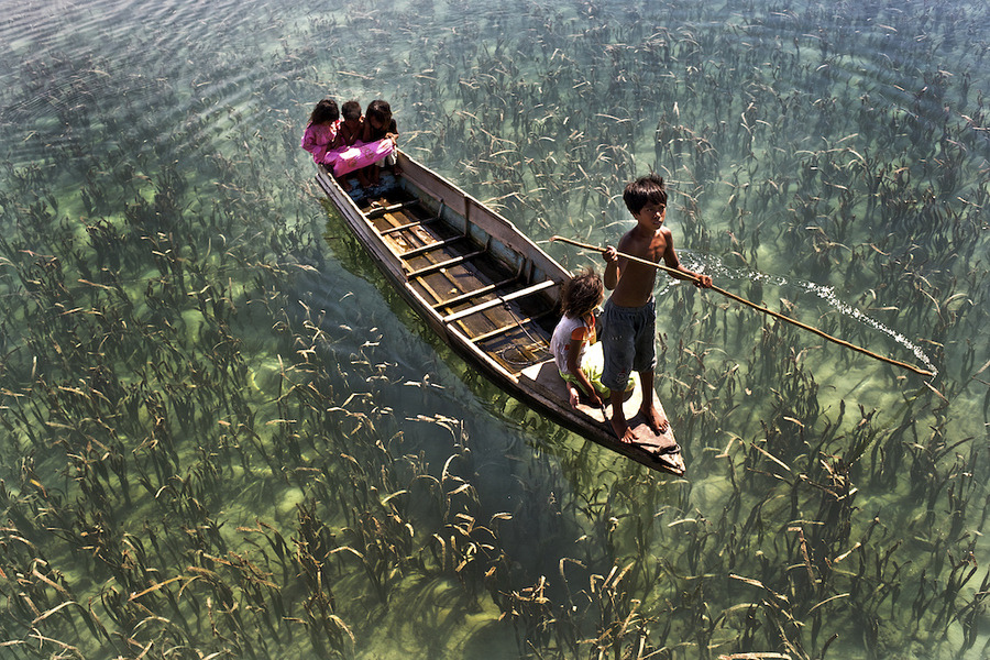 boat child photographie ck ng