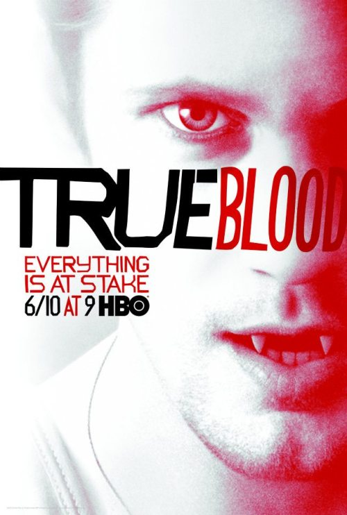 New Eric Northman/True Blood poster for season 5.