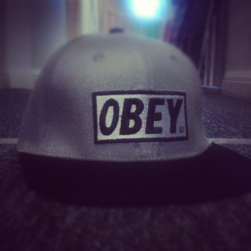 Obey is sickkk. (Taken with instagram)